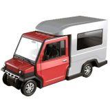 (ثورة شحن 1500) [48ف] [دك] [فن] كهربائيّة, عربة صغيرة مصغّرة مع 2 مقادة