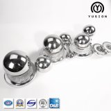 Yusion Chrome Steel Ball/Shot con Free Sample