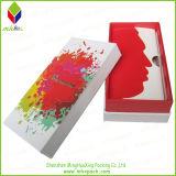 La tapa rígida y base de papel caja de regalo para el teléfono móvil (MHX-0706)