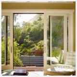 Verre 6mm en verre de portes/en verre portes coulissantes en verre/porte de salles de bains/Windows