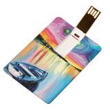 Mecanismo impulsor ultra delgado del USB de la tarjeta de visita del mecanismo impulsor del USB de la tarjeta
