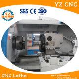 Machine de rotation universelle de tour de tourelle de la commande numérique par ordinateur Ck6140