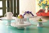 Disco de la melamina/placa de la comida fría/servicio de mesa redondos de la melamina (WT13820-13)