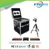 Uvss 휴대용 IP67는 트럭 1080P 영상을%s 가진 밑바닥 스캐닝 시스템을 방수 처리한다