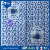 Concevoir la serviette de papier estampée