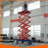 14m Höhen-beweglicher batteriebetriebener Aufzug