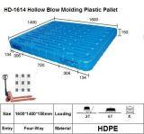 Sopro 1600*1400*150 resistente que molda a pálete plástica de China
