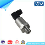 De Chinese 4-20mA MiniZender van de Druk van het Roestvrij staal Cilindrische