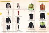 Tuta protettiva del franco delle tute della saia del Workwear per il giacimento gas/del petrolio