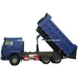 HOWO 18m3 Zz3527n3447A1のダンプトラック