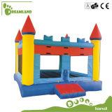 Aufblasbares Prahler-Plättchen-aufblasbares Prahler-Schloss-aufblasbarer Prahler