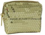 小さくかわいい方法女の子の硬貨の財布