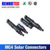 Verbinder-Mann/Weibchen TUV-Mc4 für Sonnenenergie