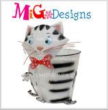金属のカエルの形のプラント鍋の販売の高品質のヤードの装飾
