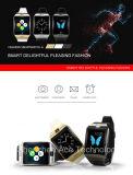 접촉 스크린과 Bluetooth를 가진 NFC 지능적인 시계