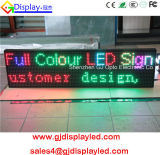 Rollen Top LED Moving Message Sign Board Play Advertisement