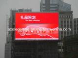 RGB водоустойчивое напольное SMD рекламируя стену видеоего P8 СИД