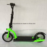 2 ruedas plegable para adultos Kick Surfing Scooter Scooter eléctrico (ES1201)