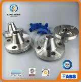 La bride de l'acier inoxydable F304/304L Wn rf a modifié la bride avec Dnv (KT0096)
