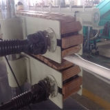 tubulação de 16-630mm que faz a máquina para a tubulação do PVC