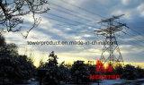 Winkel-Spannkraft-Übertragungs-Zeile Aufsatz des doppelten Kreisläuf-500kv schwere