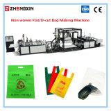 D-Couper le sac non tissé de sac faisant la machine avec la technologie neuve Zxl-B700