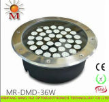 9W LED Underwater Light Single Color