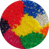 La arcilla cristalina del arco iris puede utilizar para la arcilla del cristal de cuarzo de la calidad excelente de la flor y del precio razonable