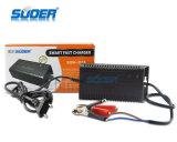 Заряжатель батареи функции ремонта батареи фабрики 6V/12V Suoer автоматический