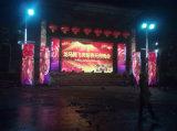Exhibición grande de la etapa de la pantalla LED