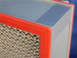 ファイバーのガラスペーパー高温Resistants HEPAのエアー・フィルタ