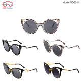 Солнечные очки способа поляризовыванные Acetate&Metal