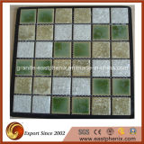 Kitchen Backsplash Tileのための熱いSale Crystal Glass Mosaic Tile