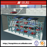 Automated profissional Car Lift Parking com Circulating Rotary System