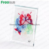 Armature de photo de sublimation de Freesub faite de verre (BL-02)