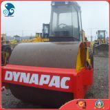 물 냉각 장치 쓰레기 압축 분쇄기 (Cummins Engine)를 가진 사용된 Dynapac 도로 롤러