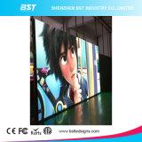 P6.2 a todo color de interior Alquiler Gabinete Pantalla LED para Eventos / Etapa