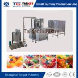 Linha de produção de carragenina pequena / pectina / gelatina Gummy Jelly Candy
