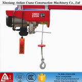 Wireless Remote Control를 가진 200kg PA Mini Type Electric Cable Hoist