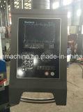Freno Elettrico-Idraulico della pressa di sincronizzazione di CNC di Delem Da52s We67k-125/4000 di serie del nuovo prodotto We67k