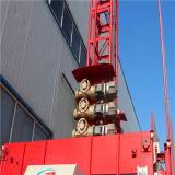 Grue de bâtiment de la construction Sc200/200