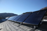 容易なインストール大きいProejctsのための真空管の太陽給湯装置