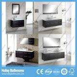High-Gloss Lack-Speicherplatz-großes Badezimmer-Schrank-Gerät (BF113D)