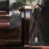公平な地面LEDは景色ライトレーザーの庭ランプをつける