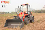 Vorderseite Loader Qingdao-Everun Er16 Moving Type Small mit Electric Joystick/Luxury Cabin