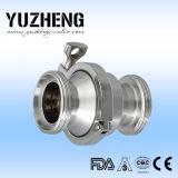 Valvola non di ritorno sanitaria Dn65 di Yuzheng