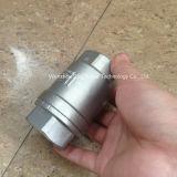 Valvola unidirezionale 1000wog (H12W) della molla inossidabile di Steeel