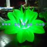 LED, die aufblasbaren haltbaren materiellen Blumen-Ballon/aufblasbares Blumen-Modell beleuchtet