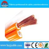 Caractéristiques H07rn-F de cuivre de câble de soudure