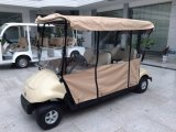 Sale From DongfengのLED Lightsとの4 Seater Electric Golf Cart